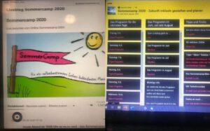Sommercamp für ein selbstbestimmtes Leben behinderter Menschen nur online