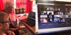 Virtuelles Sommercamp für ein selbstbestimmtes Leben behinderter Menschen