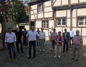 Erste Kreisvorstandssitzung der Senioren Union Unna nach Corona am 22.09.2020