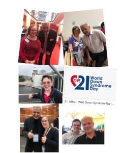 Bilder zum Welt-Down-Syndrom-Tag am 21.03.2021