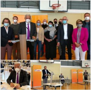 Bezirksparteitag der CDU Ruhrgebiet 2021