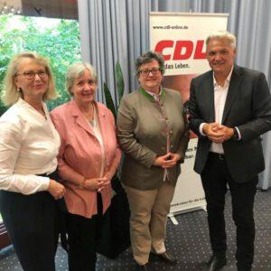 Bundesversammlung der Christdemokraten für das Leben (CDL) am 26.06.21 in Königswinter