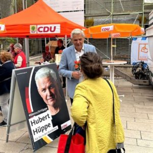 Bundestagswahlkampf 2021